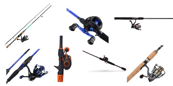 Best Bass Fishing Rod and Reel Combos of 2020 - Fishmasters.com