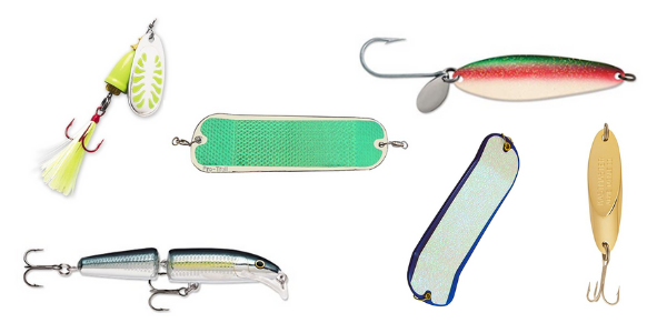 7 Best Salmon Fishing Lures Of 2020 Fishmasters Com